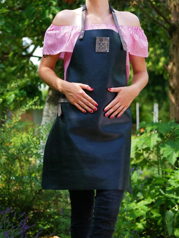 fartuch kuchenny damski